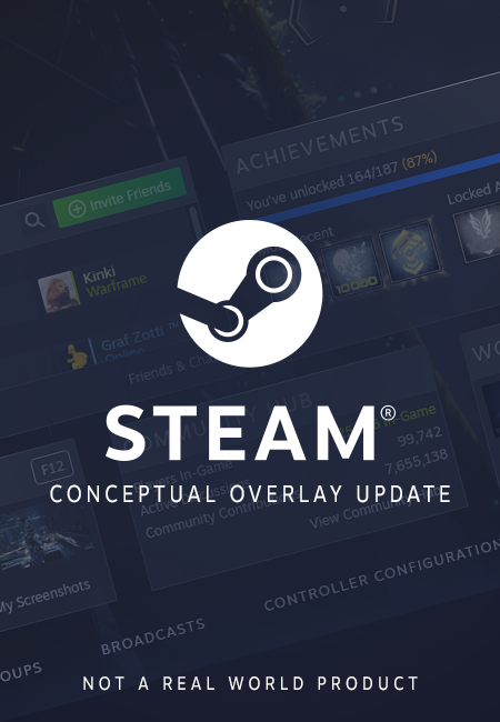 Steam Overlay Case Study